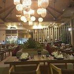 Very nice dining room