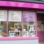 You will easily find us: look out for our bright shop front!