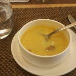 starter ( Mutton) Soup
