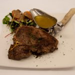 Eddies Famous T-Bone Steak
