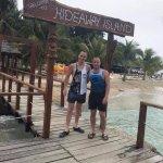 Jetty to Hideaway Island