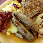 Buffet Breakfast available daily 6:30 to 11 am