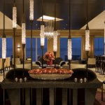 TURN Bar sits inside of The Ritz-Carlton, Cleveland