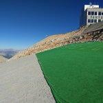 the Parachuting launch site