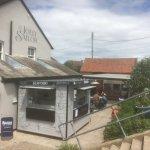 Seafood & Icecream kiosk open all summer