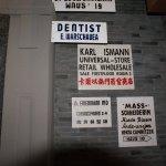 Shopkeeper placards