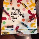 Bday cake from WBC