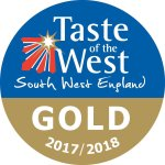 The Heron Inn has just been awarded Gold from Taste of the West.