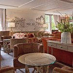 The Drawing Room - Relax and enjoy light lunch, Afternoon Tea and drinks before Lunch/Dinner.