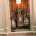 The original torah cabinet