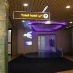 Yotel Amsterdam Schiphol Airport Foto