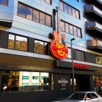 Hard Rock Cafe Andorra La Vella 5 minute walk away.