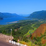 Photo of Columbia River Highway