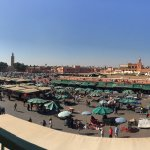 Photo of Jemaa el-Fnaa
