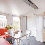 """Mobil-home 2 chambres """"confort"""" avec clim, wifi et TV"""