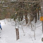 Snowshoeing at the Purity Spring Resort XC & Snowshoe Reserve