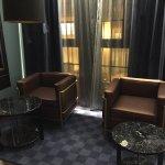 Zona de estar (Junior Suite)