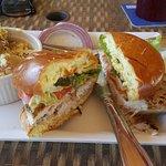 Excellent Fresh Cob is Sandwich today. $18
