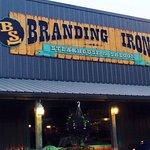 Branding Iron Steakhouse & Saloon