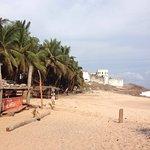 Orange Beach Bar Foto