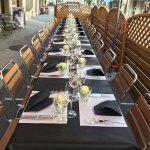 Terrasse l'été pour 20 personnes Photos dû restaurant