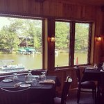 The View From Our Lakeside Lounge & Dining Room