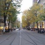 Bahnhofstrasse Foto
