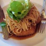 Fish cakes & noodles