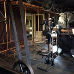 Wright Brothers work area