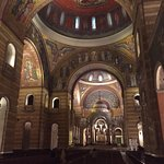 Exquisite Tile Work in the Cathedral Basilica of Saint Louis