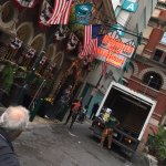 The oldest pub in America - also only two blocks away