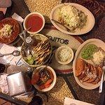 Enchiladas, Flautas, Pozole
