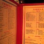 I'll just have the left side of the menu, por favor