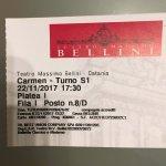 Photo de Teatro Massimo Bellini