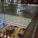 Overlook of Restaurant