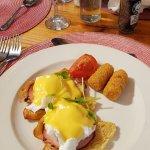 The Eggs Benedict