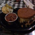 Jumbo Pulled Pork Platter