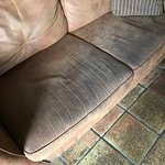 FILTHY sofa in #12