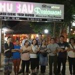 Our Group of Ten enjoyed an evening meal at Nhu Bau Restaurant!