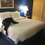 Great stay... beds are comfortable, great small kitchen, and the room was clean. Breakfast and e