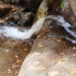 The water flows well!