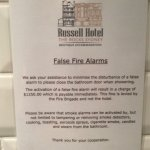 The Russell Hotel Foto