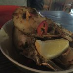 Moreton Bay Bugs - utterly delicious