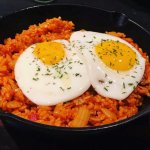 Lunch time with Kimchi fried rice!! Come join us until 3PM!!#prime and beyond