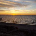 Sunrise from your Sea Colony balcony