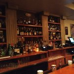 Bar is a wonderful place to try a new wine or have dinner
