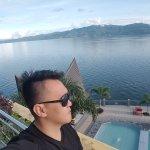Foto de Samosir Cottages resort