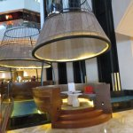 """Lobby - restaurant table """"pod"""""""