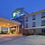 Holiday Inn Express Hotel & Suites Weatherford Foto