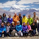 2017 Kailash tour - Thailand Pilgrimage Group